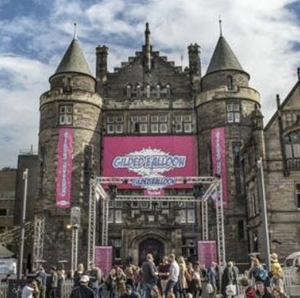 Gilded Balloon Announce Programme for Fringe 2020