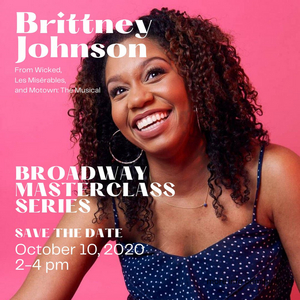Theatre Tulsa Will Offer a Masterclass With Brittney Johnson