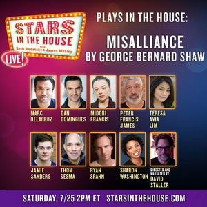Tune in Tomorrow to Watch STARS IN THE HOUSE's MISALLIANCE Starring Marc delaCruz and More