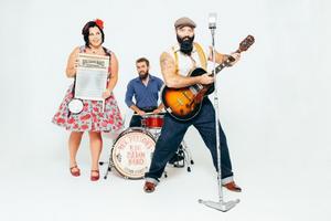 The Reverend Peyton's Big Damn Band Announces Live Stream Concert Event
