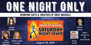 'One Night Only' To Reunite Original West End Cast and Creatives of SATURDAY NIGHT FEVER