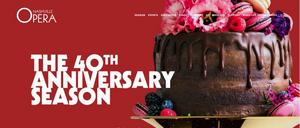 Nashville Opera Announces 40th Anniversary Season - RIGOLETTO NOIR, CINDERELLA, and More!