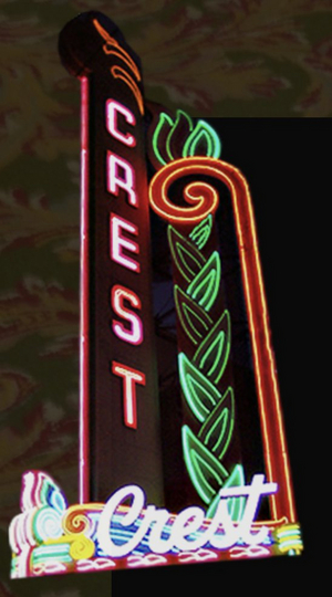 Crest Theatre Raises Over $26,000 on GoFundMe For Repairs Due to Vandalism