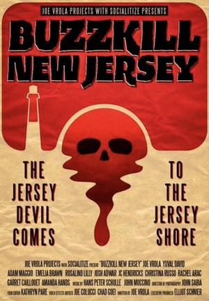 BUZZKILL NEW JERSEY is Now Available to Purchase on Amazon
