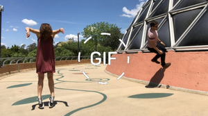 GIF OF DANCE Delivers Performance Straight To Your Phone For Darwin Festival