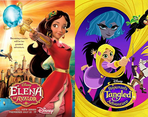Daytime Emmy Winners Announced For Children's, Lifestyle, and Animation Programming - ELENA OF AVALOR, RAPUNZEL'S TANGLED ADVENTURE, and More!