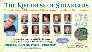 Betty Buckley, Michael Cerveris, Kathleen Turner and More to Take Part in THE KINDNESS OF STRANGERS Celebration