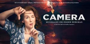 CAMERA-THE INGRID BERGMAN MUSICAL WILL OPEN AS SCHEDULED at Spira