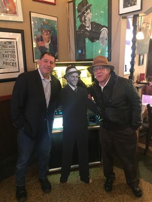 Swingin' Social Distance Event Celebrates Frank Sinatra