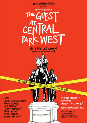 The Workshop Theater Will Present a Special Reunion Reading Of THE GUEST AT CENTRAL PARK WEST