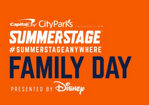 Capital One City Parks Foundation SumerStage Anywhere Presents FAMILY DAY Featuring Diddi Emah, Black Violin & More