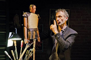 Concrete Temple Theatre's GEPPETTO to be Livestreamed From Bridge Street Theatre