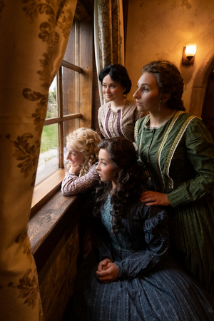 BWW Feature: Hale Center Theater Orem Yearns for Days of Plenty with LITTLE WOMEN