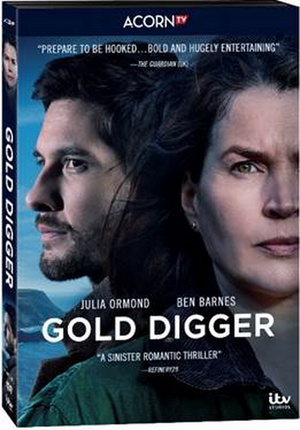 Acorn TV Features DVD Debut of BBC One's GOLD DIGGER