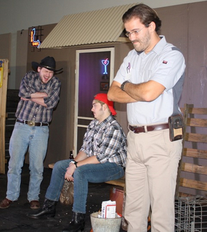 BWW Review: LONE STAR at Monticello Opera House