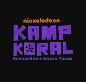 SPONGEBOB SQUAREPANTS Spinoff KAMP KORAL Will Debut on CBS All Access