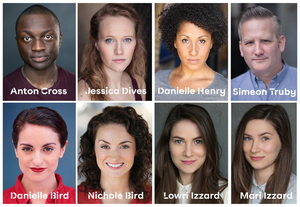 Casting Announced For Grosvenor Park Open Air Theatre's THE COMEDY OF ERRORS
