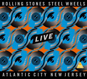 The Rolling StonesAnnounce Details of Previously Unreleased Concert Film STEEL WHEELS LIVE
