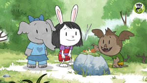 PBS KIDS Announces New Animated STEM Series ELINOR WONDERS WHY