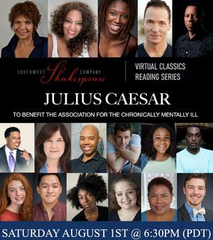Trezana Beverley Stars in and Directs Virtual JULIUS CAESAR