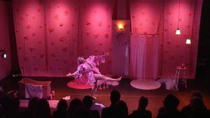 American Dance Festival Presents Sara Juli's BURN-OUT WIFE