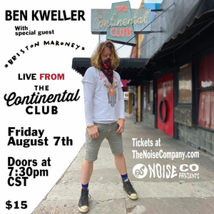Ben Kweller Announces Livestream Debut