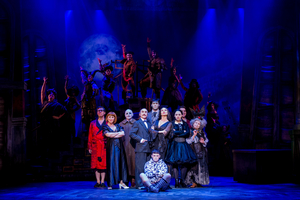 THE ADDAMS FAMILY Tour With Samantha Womack Moves To 2021