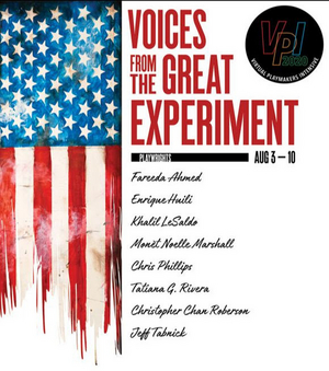 Theater Breaking Through Barriers Presents The 2nd Virtual Playmakers' Intensive: VOICES FROM THE GREAT EXPERIMENT