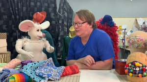 VIDEO: Milo the Mouse and Dallas Children's Theater Team Up