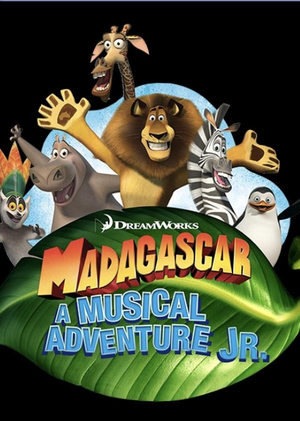 Axiom Children's Theatre Summer Drama Camp Streams Production of MADAGASCAR: A MUSICAL ADVENTURE, JR.