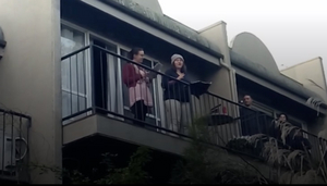 LISTEN: Opera Singers and University of Melbourne Students  Discuss Performing Outdoor Concerts on Their Balcony For Neighbors