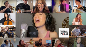 VIDEO: Broadway and Regional Performers Sing 'With a Little Help From My Friends' as a Fundraiser for The Bail Project