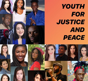 Tune in to YOUTH FOR JUSTICE AND PEACE Virtual Showcase
