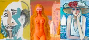 Hamptons Virtual Art Fair Announces Inaugural 2020 VIP Exhibitors List and Programming