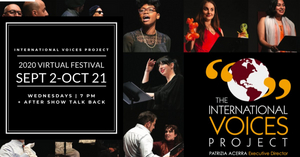 International Voices Project Announces Virtual 11th Season of Play Readings