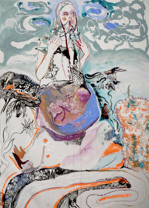 Arusha Gallery & Rhiannon Rebecca Salisbury Present 'Ancient Deities'