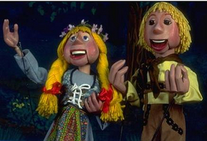 The Great Arizona Puppet Theater Presents Drive-In Puppet Shows