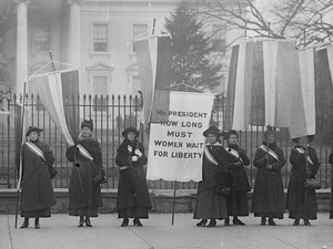 NJPAC Presents PIONEERS OF PROTEST: CELEBRATING 100 YEARS OF WOMEN VOTING