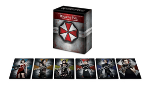 RESIDENT EVIL Collection Coming to 4K Ultra HD for the First Time