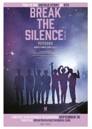 BTS' BREAK THE SILENCE: THE MOVIE is Coming to U.S. Theaters