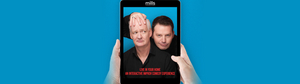 NJPAC Announces Interactive Virtual Live Zoom Performance with Colin Mochrie & Brad Sherwood