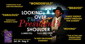 BWW Review: LOOKING OVER PRESIDENT'S SHOULDERS at Tabard Theater, San Jose