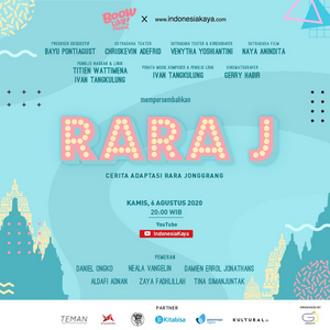 BWW Review: #MusikalDiRumah RARA J's Hip Story and Visuals Updates the Folktale for the Younger Generation