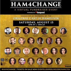 Lin-Manuel Miranda, Leslie Odom Jr., Renée Elise Goldsberry and More to Take Part in Upcoming HAM4CHANGE Fundraiser