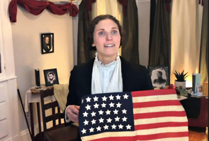 History At Play Presents I NOW PRONOUNCE YOU LUCY STONE