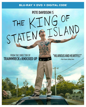 THE KING OF STATEN ISLAND Available To Own On Digital Tomorrow