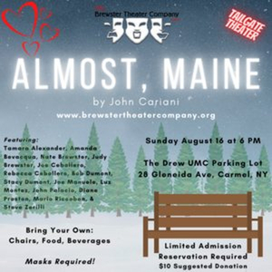 Tailgate Theater Presents ALMOST, MAINE