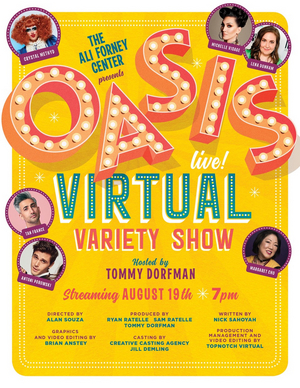 Jeremy Pope, Keala Settle, Lena Hall, Jeremy O. Harris and More to Take Part in OASIS: A VIRTUAL VARIETY SHOW