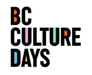 BC Culture Days Announces Expanded, Cross-Country Virtual Celebration of Arts & Culture
