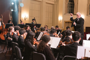 Youth Orchestra of Central Jersey and Princeton Symphony Orchestra Announce New Partnership